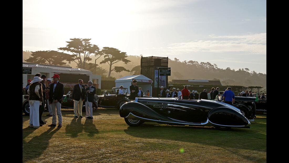 65. Pebble Beach Concours d'Elegance