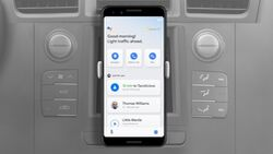 7/2019, Google Assistant Driving Mode
