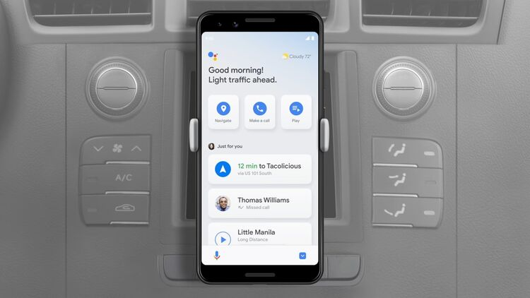 Aus für Android Auto: Neuer Driving Mode des Google