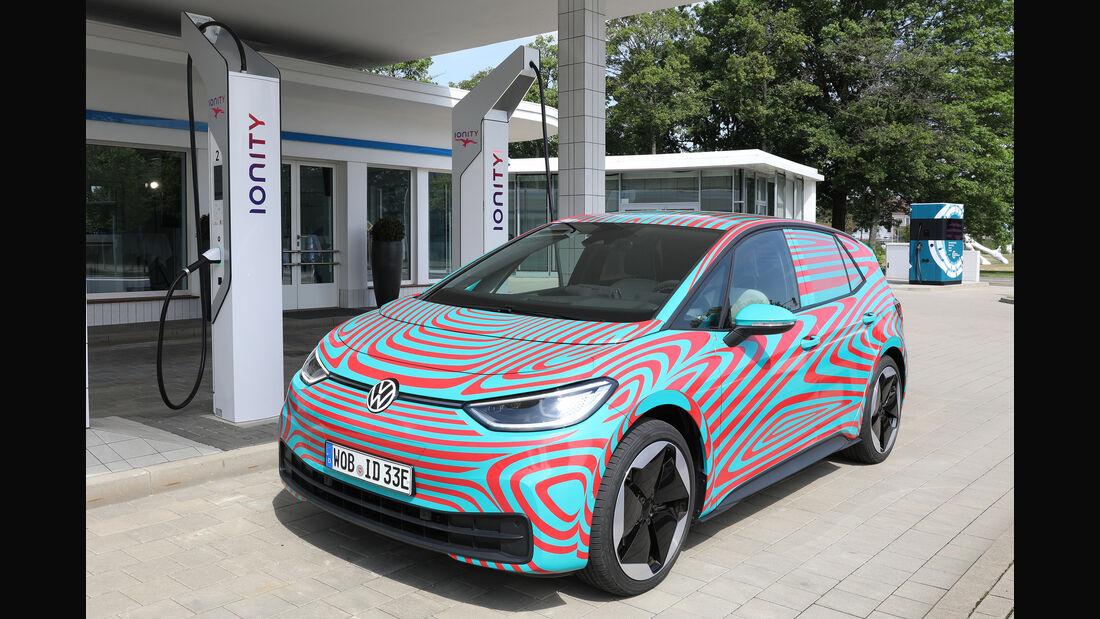 7/2019, VW Schnellladepark Wolfsburg