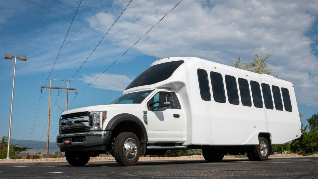 7/2020 Ford F-550 Ligthning Systems