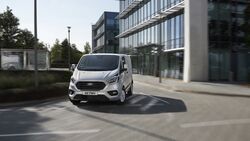 7/2020, Ford Transit Custom PHEV