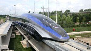 7/2021, Maglev China