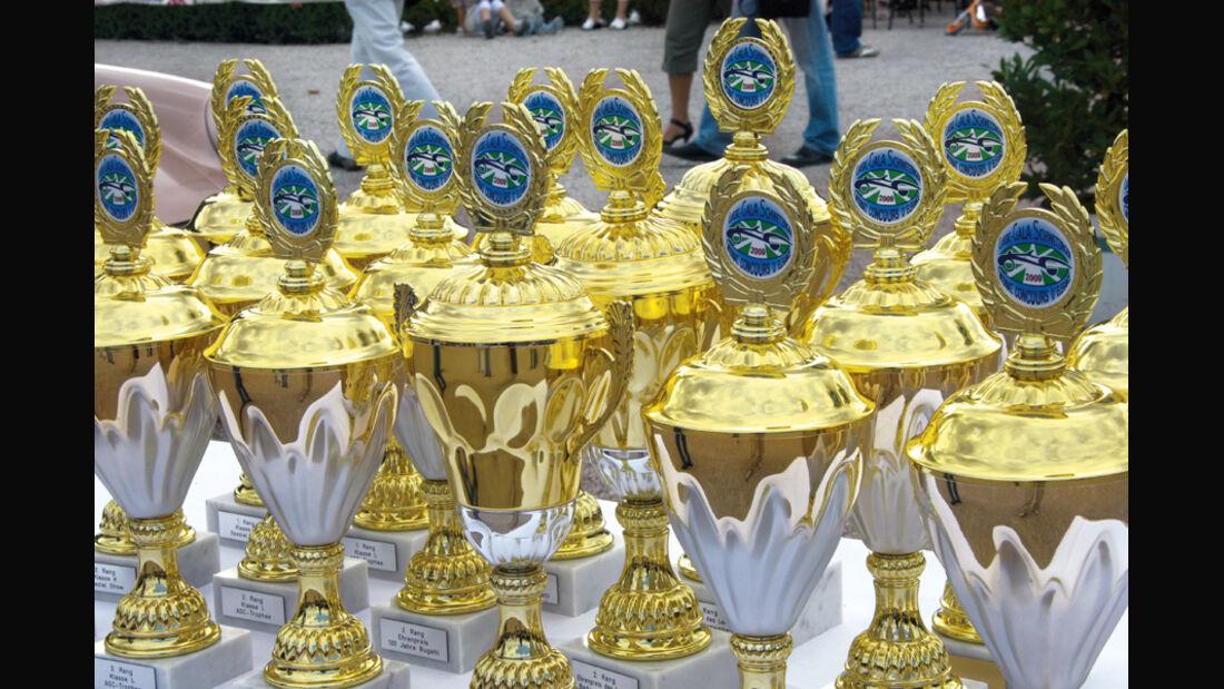 7. Classic Gala Schwetzingen, International Concours d`Elégance
