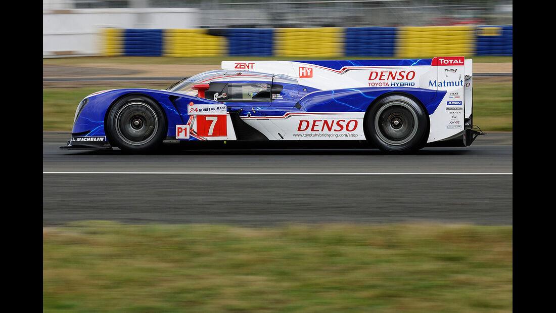 7-lmp1, 24h-Rennen LeMans 2012