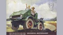 70 Jahre Mercedes-Benz Unimog