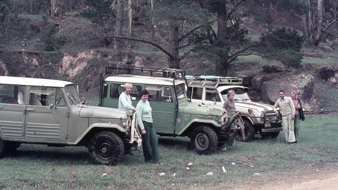 70 Jahre Toyota Land Cruiser