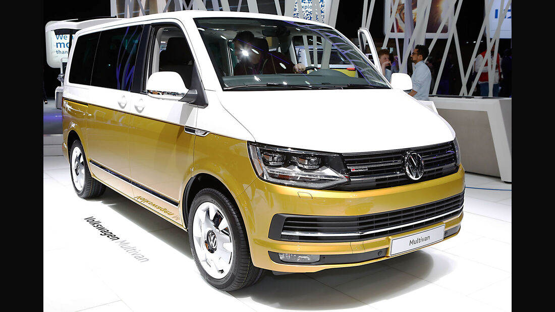 70 Jahre VW Bulli