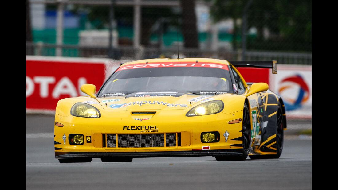 73-Pro-GTE-Klasse, Chevrolet Corvette C6-ZR1, 24h-Rennen LeMans 2012