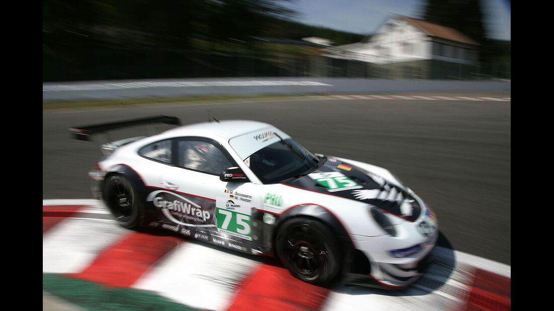 75-Am-GTE-Klasse, Porsche 911 RSR (997), 24h-Rennen LeMans 2012