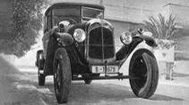 75 Jahre AMS 18.3. Mallorca - Citroen von 1924