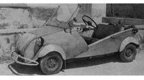 75 Jahre AMS 18.3. Mallorca - Voisin-Biscooter