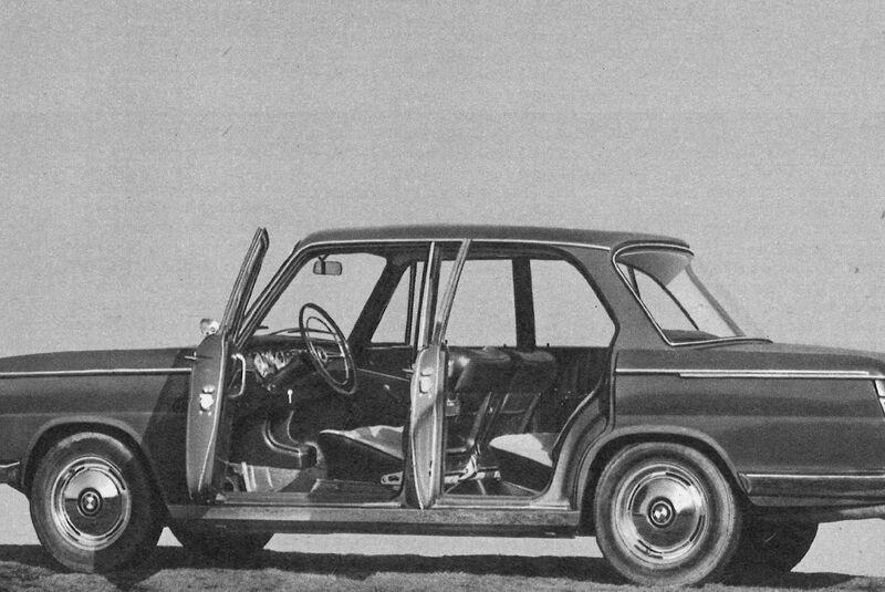 75 Jahre AMS 22.4. testen BMW 2000