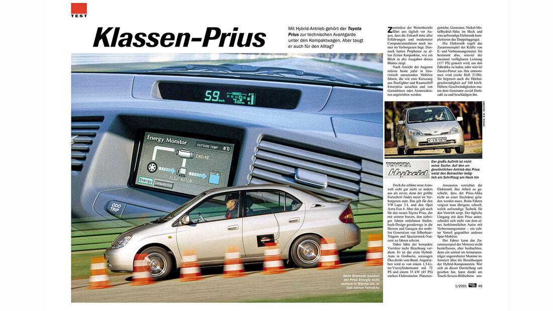 75 Jahre AMS 25.2. Toyota Prius