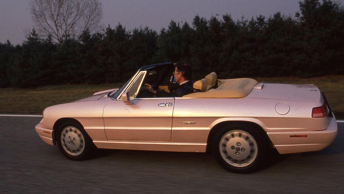 75 Jahre AMS Alfa Romeo Spider 2.0