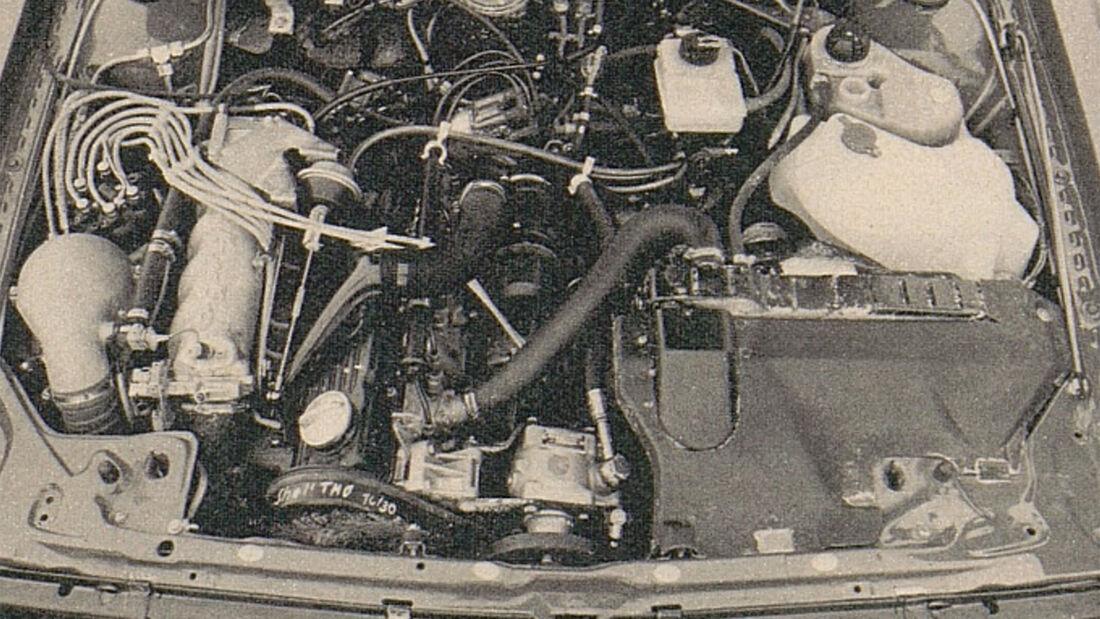 75 Jahre AMS Audi Quattro