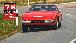 75 Jahre AMS Ferrari 365 GTB