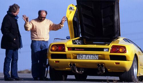 75 Jahre AMS Lamborghini Diablo