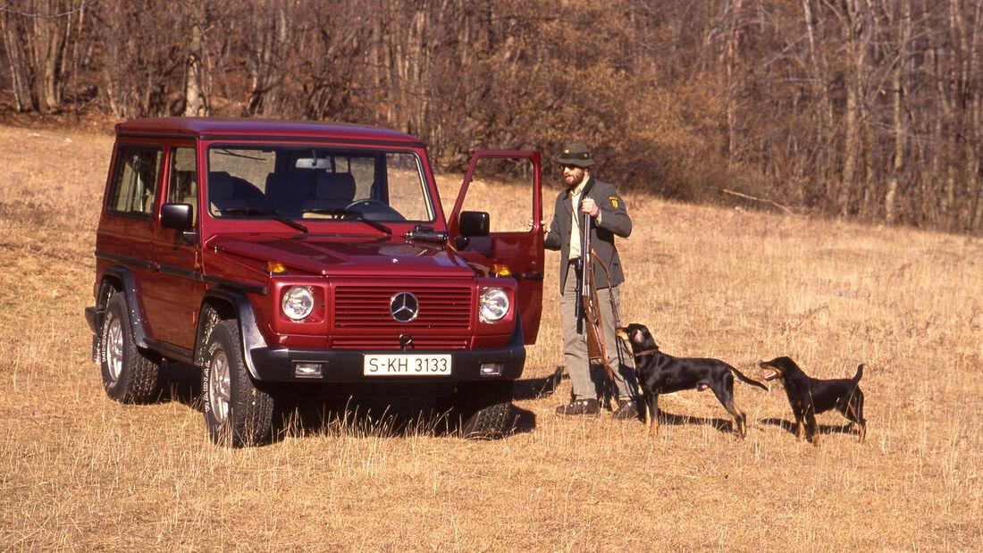 75 Jahre AMS Mercedes 300 GE