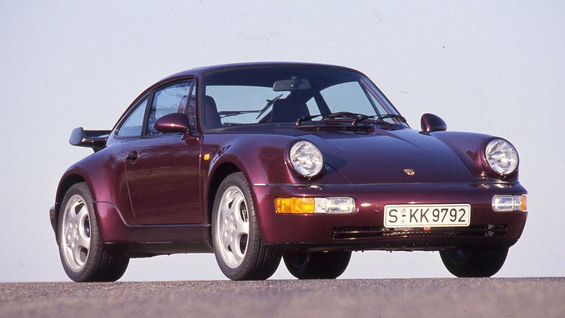 75 Jahre AMS Porsche 911 Turbo 06 1990
