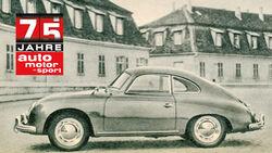 75 Jahre ams 4.2. Porsche 1600