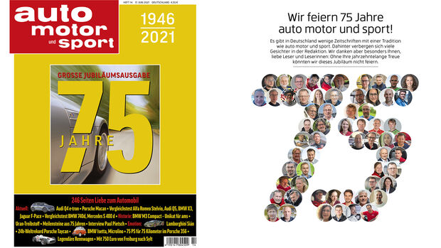 75 Jahre ams Werbeartikel
