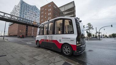 8/2019, HEAT Bus Hamburg