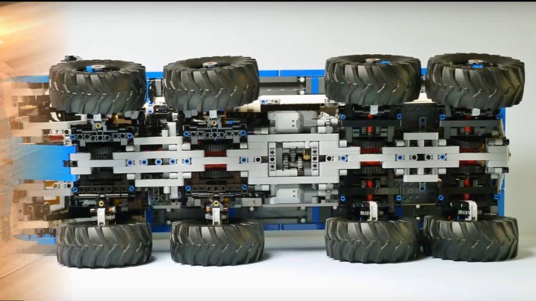 8/2019, Lego Technic Tatra 813 Truck