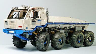 8/2019, Lego Technik Tatra Truck