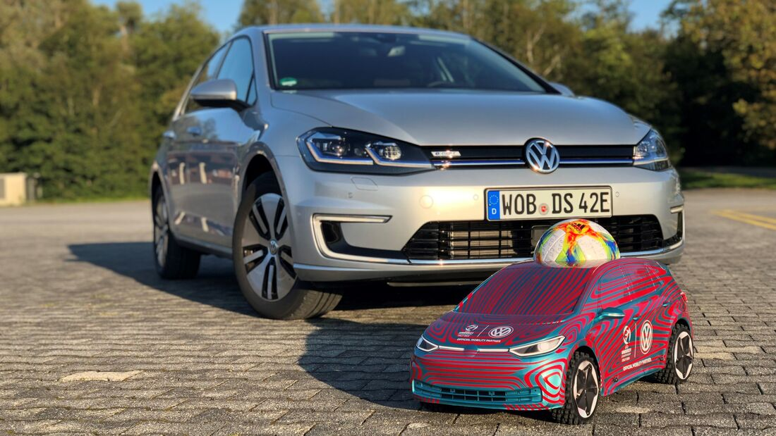 8/2019, VW ID.3 R/C-Car