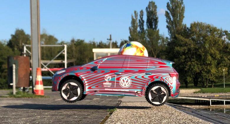 8/2019, VW ID.3 R/C-Car