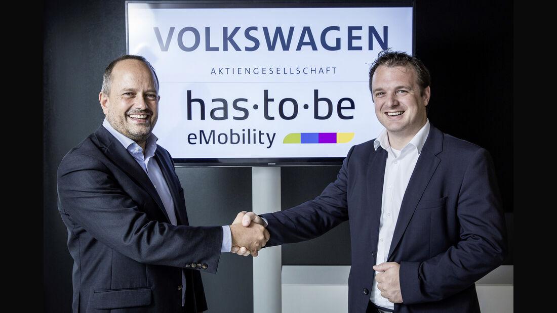 8/2019, Volkswagen has to be