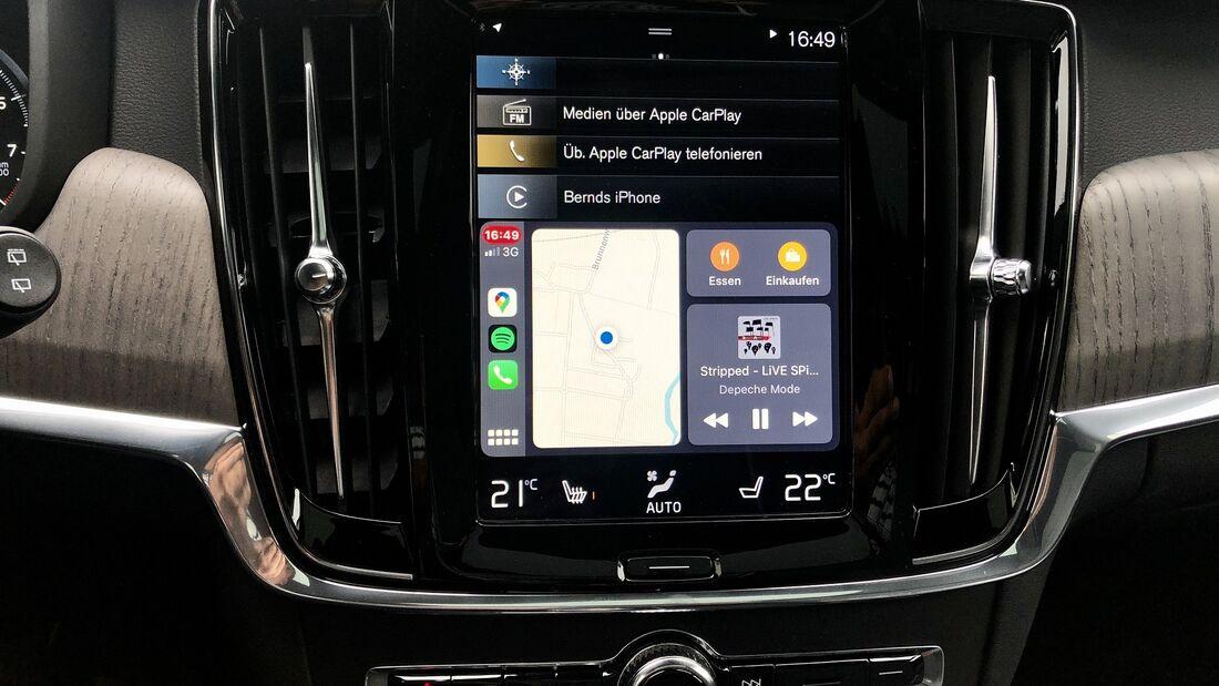 8/2020, Apple CarPlay