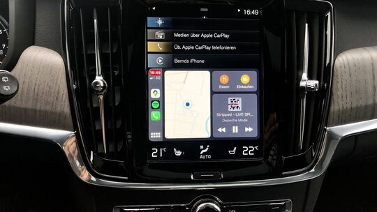 8/2020, Apple CarPlay