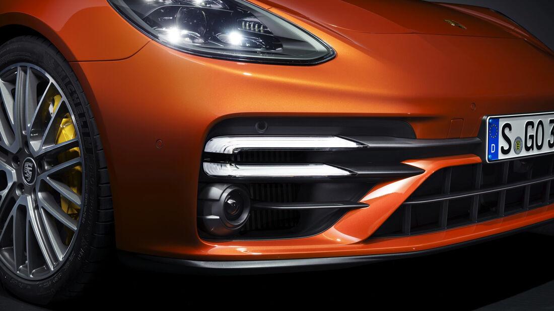 8/2020, Porsche Panamera Facelift