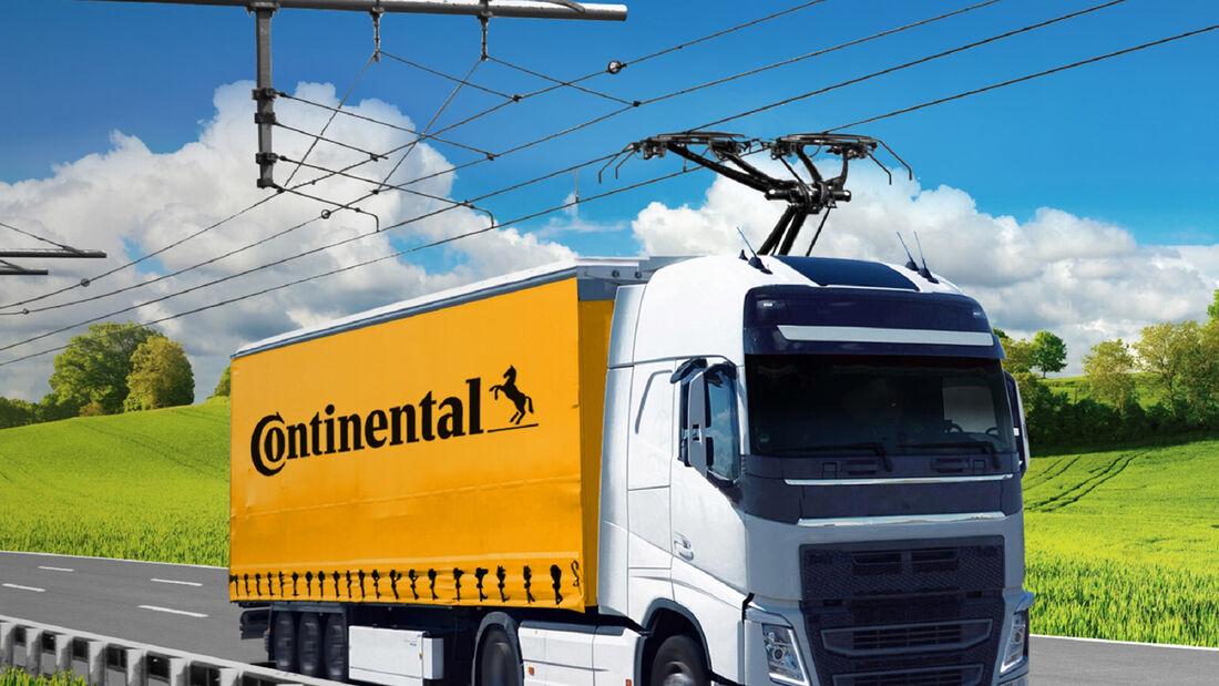 8/2021, Continental Siemens eHighway