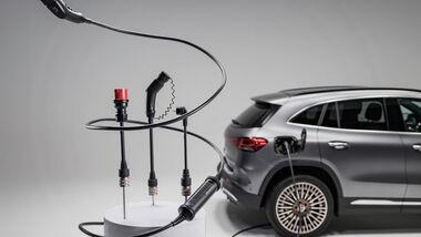 8/2021, Mercedes EQ Ladesystem