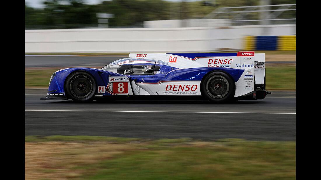 8-lmp1, 24h-Rennen LeMans 2012