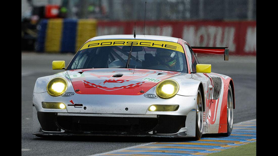 80-Pro-GTE-Klasse, Porsche 911 RSR (997), 24h-Rennen LeMans 2012