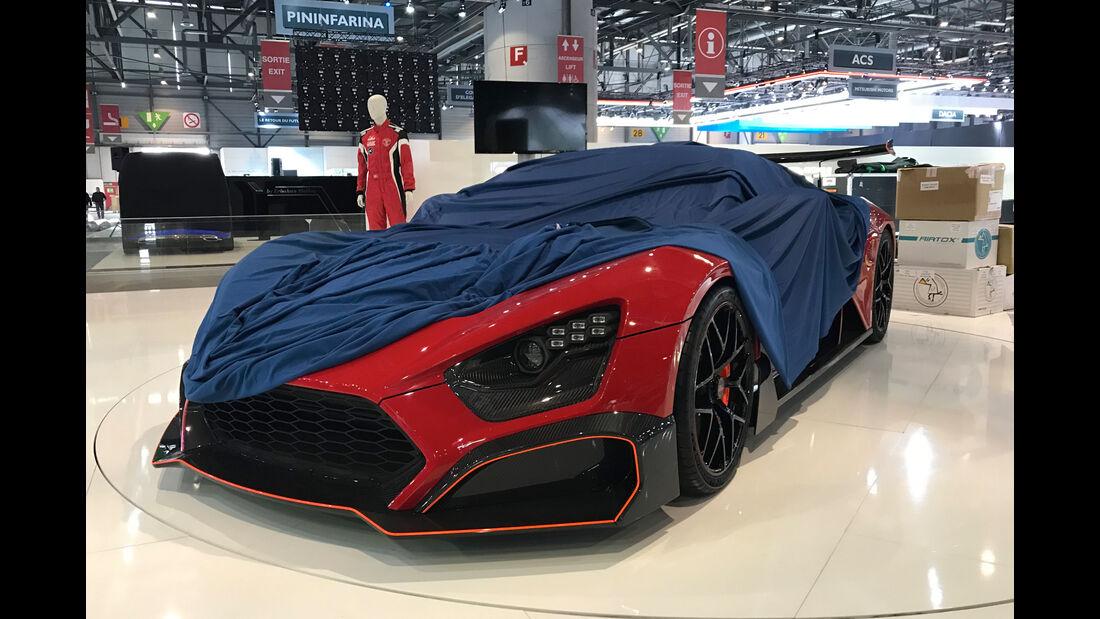 88. Geneva International Motor Show, 05.03.2018, Palexpo - Guido ten Brink / SB-Medien