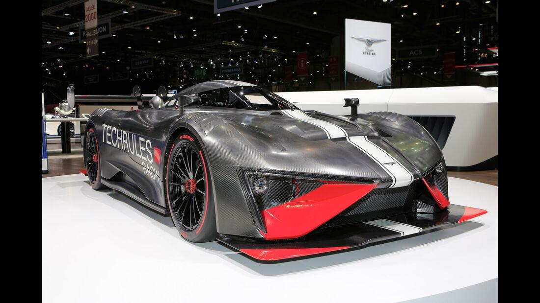 88. Geneva International Motor Show, 06.03.2018, Palexpo - Guido ten Brink / SB-Medien