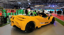 88. Geneva International Motor Show, 07.03.2018, Palexpo - Guido ten Brink / SB-Medien