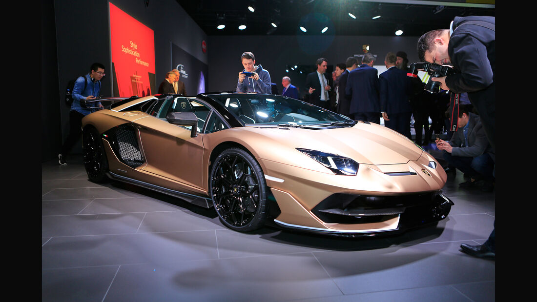 89. Geneva International Motor Show, 04.03.2019, Palexpo - Stefan Baldauf, Guido ten Brink / SB-Medien