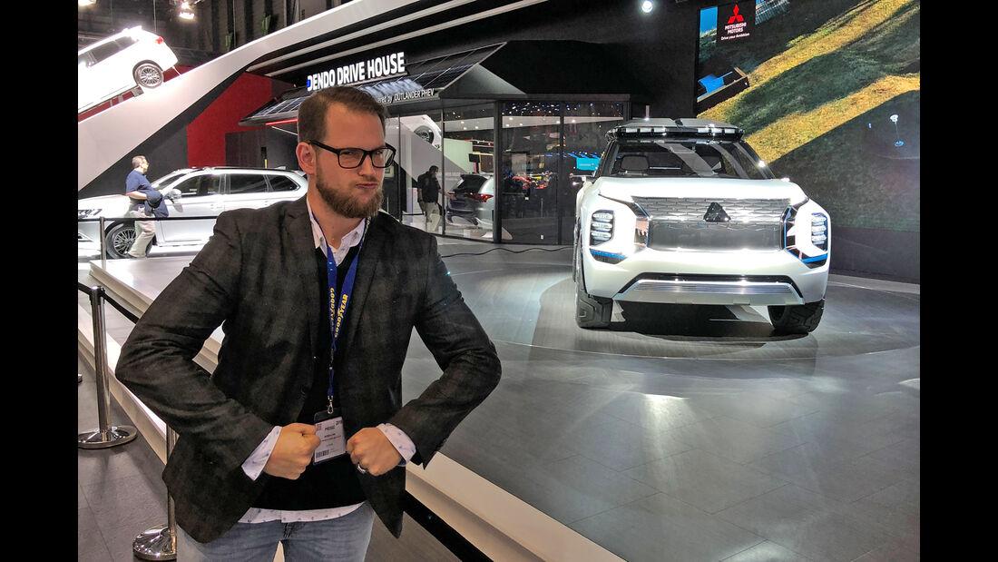 89. Geneva International Motor Show, 05.03.2019, Palexpo - Stefan Baldauf, Guido ten Brink / SB-Medien