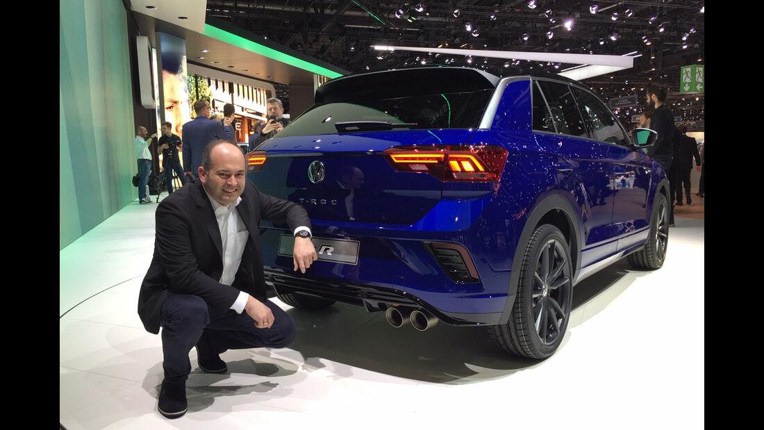 89. Geneva International Motor Show, 05.03.2019, Palexpo Stefan Karcher / Stephen Brand
