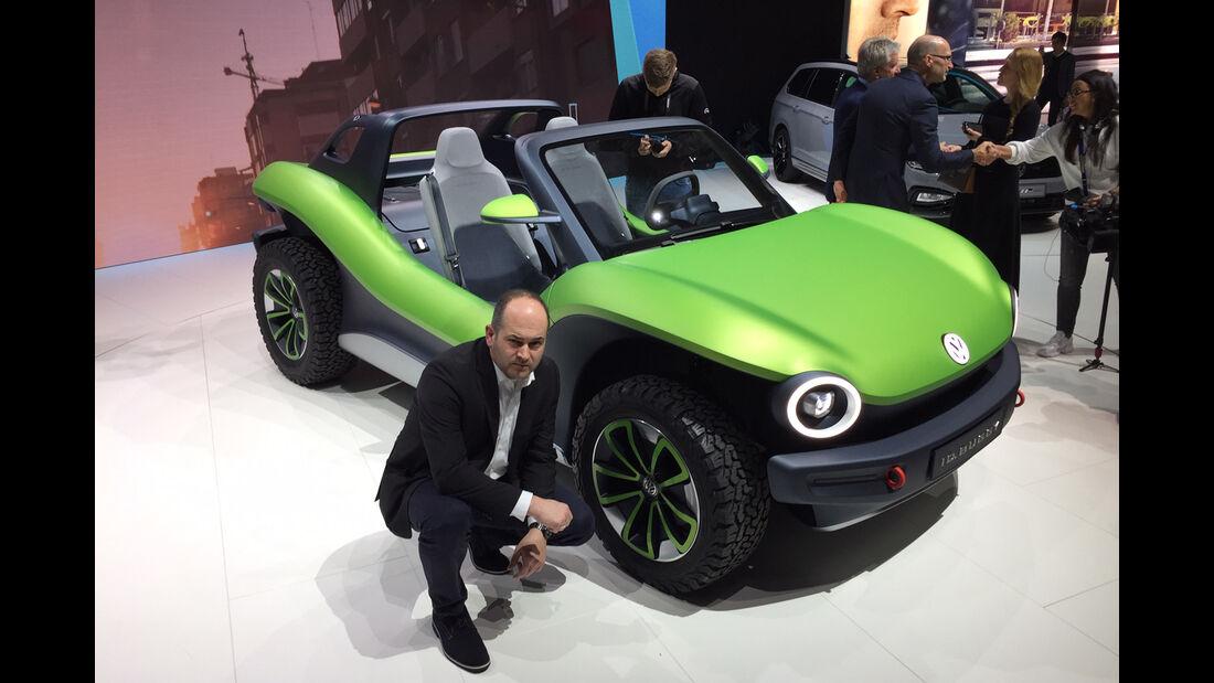 89. Geneva International Motor Show, 05.03.2019, Palexpo - Stefan Karcher / Stephen Brand