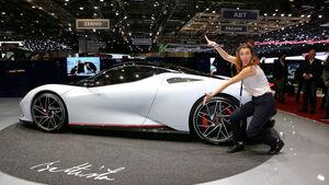 89. Geneva International Motor Show, 06.03.2019, Palexpo - Stefan Baldauf, Guido ten Brink / SB-Medien