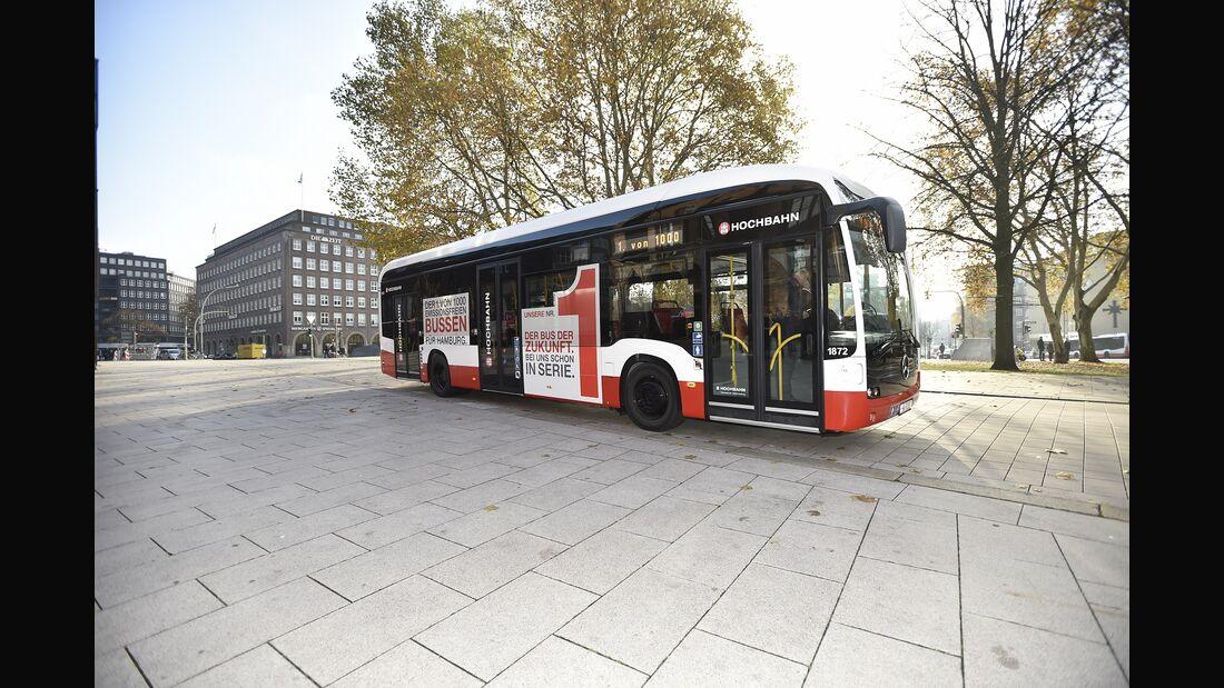 9/2019, Hochbahn Elektrobus