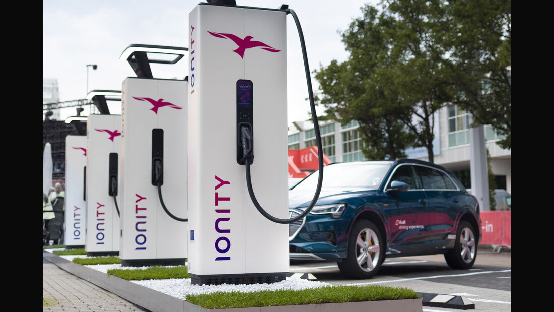 9/2019, Ionity HPC Charger