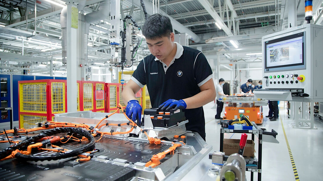 9/2020, BMW Batterie China